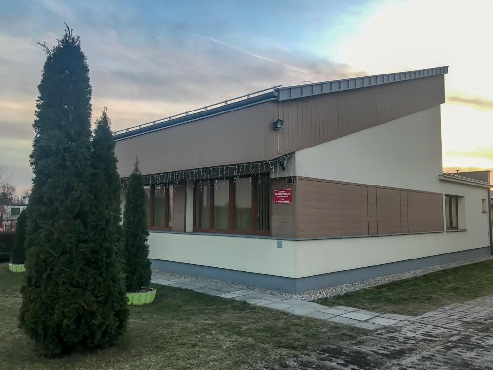 Filia w Nieborowicach